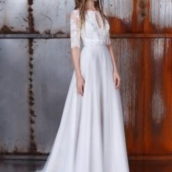 Третий пример свадебного платья в салоне Kuraje