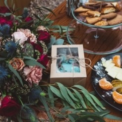 Пример свадебного оформления от Flo Kiosque