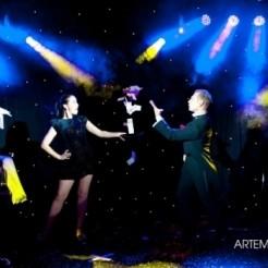 Выступление артиста-иллюзиониста Артема Щукина