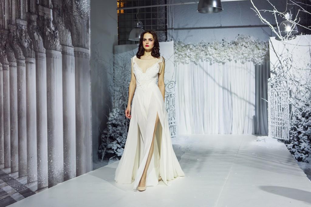 свадебное платье галя лахав