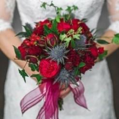 Еще один букет невесты на свадьбу