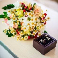 Второй пример флориста-декоратора Надежды Счастливой