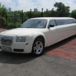 Аренда Chryslerа на свадьбу от Под Венец