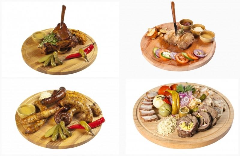 Примеры блюд