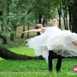 Второй пример постановки свадебного танца