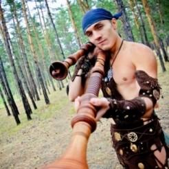 Первое фото музыканта Dovakin Piper