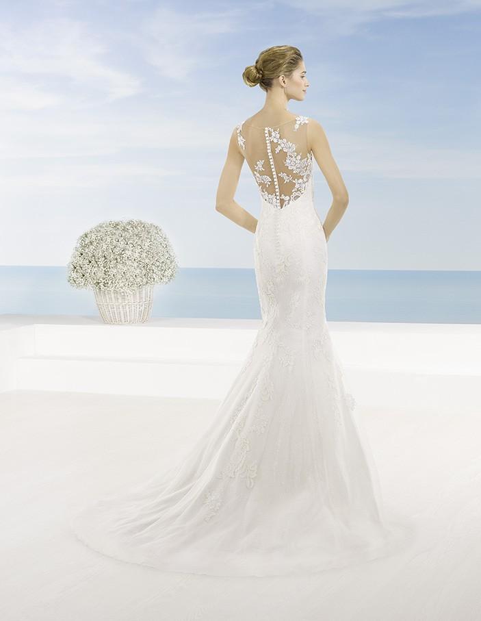 свадебное платье кружевная спинка