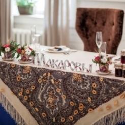 Декор свадьбы от студии Ваш Флорист