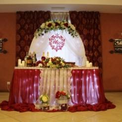 Второй пример оформления свадеб от Limokate