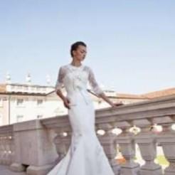 Третий пример платья от свадебного салона GerTruda