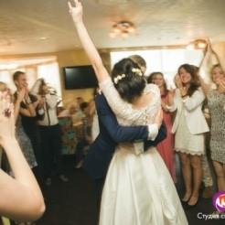 Первый пример постановки свадебного танца