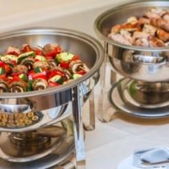 Четвертый пример блюд при кейтеринге