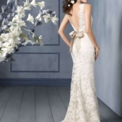 Пятый пример свадебного платья в салоне FIDANZATA