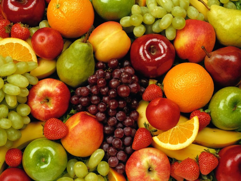 фрукты на летней свадьбе