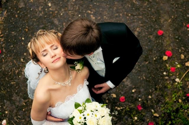 свадьба Ольги                               и Романа на красную горку