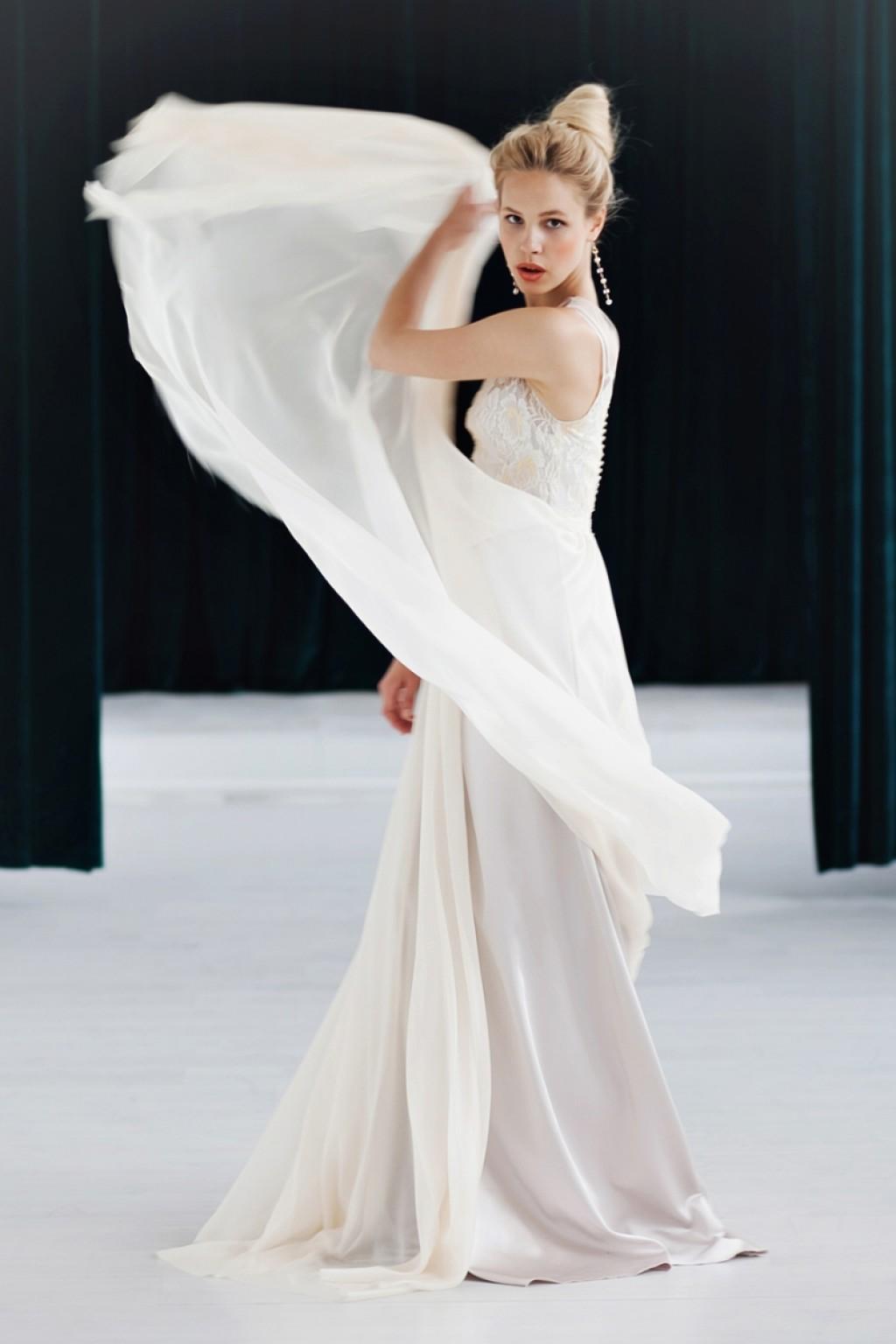 Свадебный стиль Bohemian Bride
