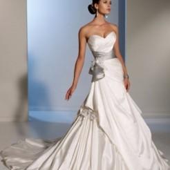 Четвертый пример платьев салона ComDress
