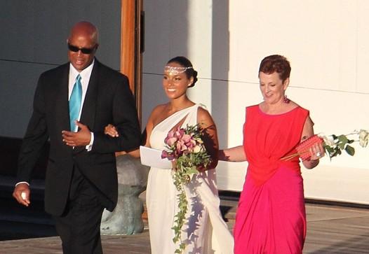 Алишия КиЗ свадьба