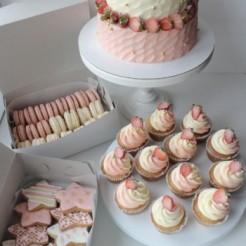 Пятый пример домашней выпечки и сладостей Татэвик