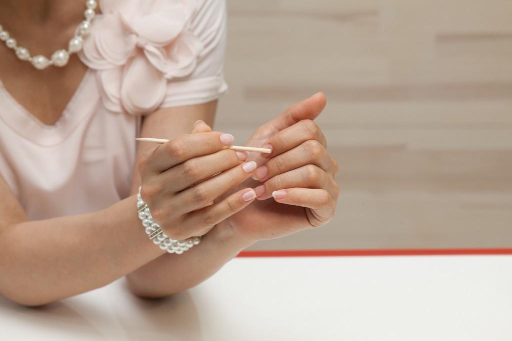 свадебный маникюр самостоятельно