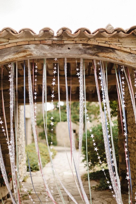 Декор свадьбы Прованс