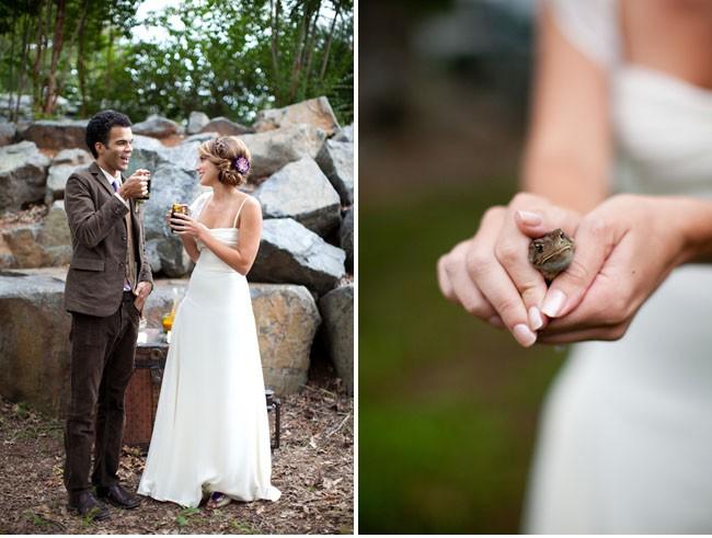 свадьба в стиле Гарри Поттер