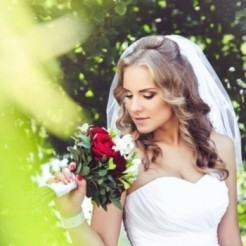 Создание свадебного макияжа