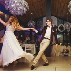 Пятый пример постановки свадебного танца