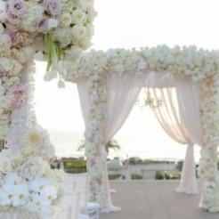Первый пример организации свадьбы агентством 777