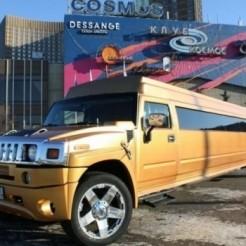 Пример арендных лимузинов от Авто Эксклюзив