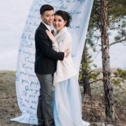 Третий пример проведения свадьбы от Bride Time