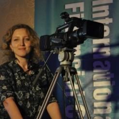 Видеооператор Светлана Попова