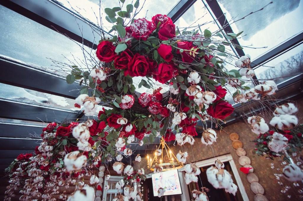 свадьба в русском стиле идеи фото