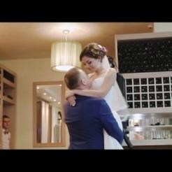 Третий пример работы свадебных хореографов
