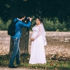 Видеосъемка невесты
