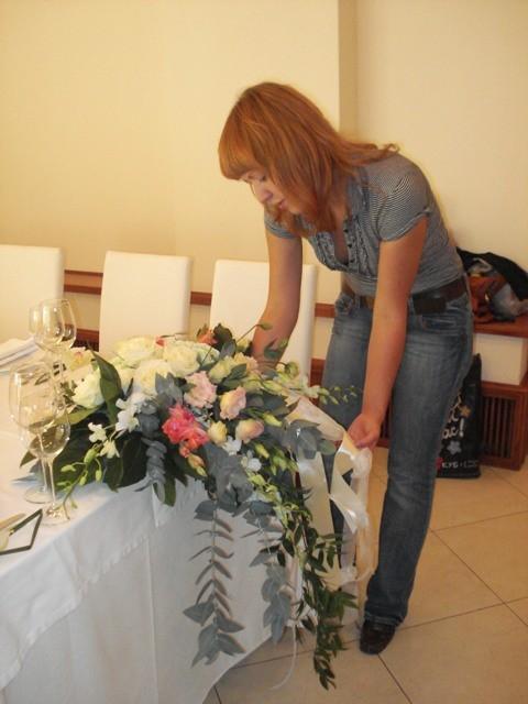 Ольга Закатаева флорист