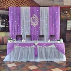 Четвертый пример праздничного агенства Волшебная свадьба