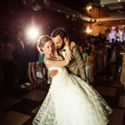 Третий пример постановки свадебного танца