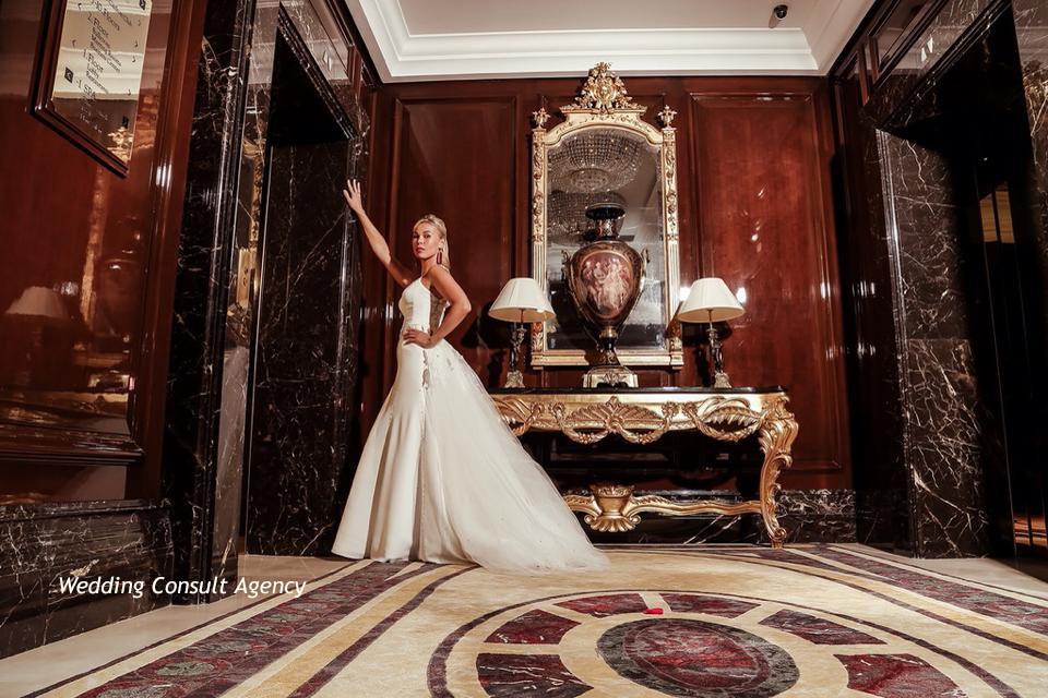 Wedding a la Cartier