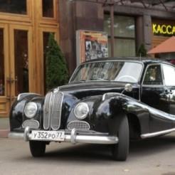 Аренда ретро-авто от Victoria Classic Cars