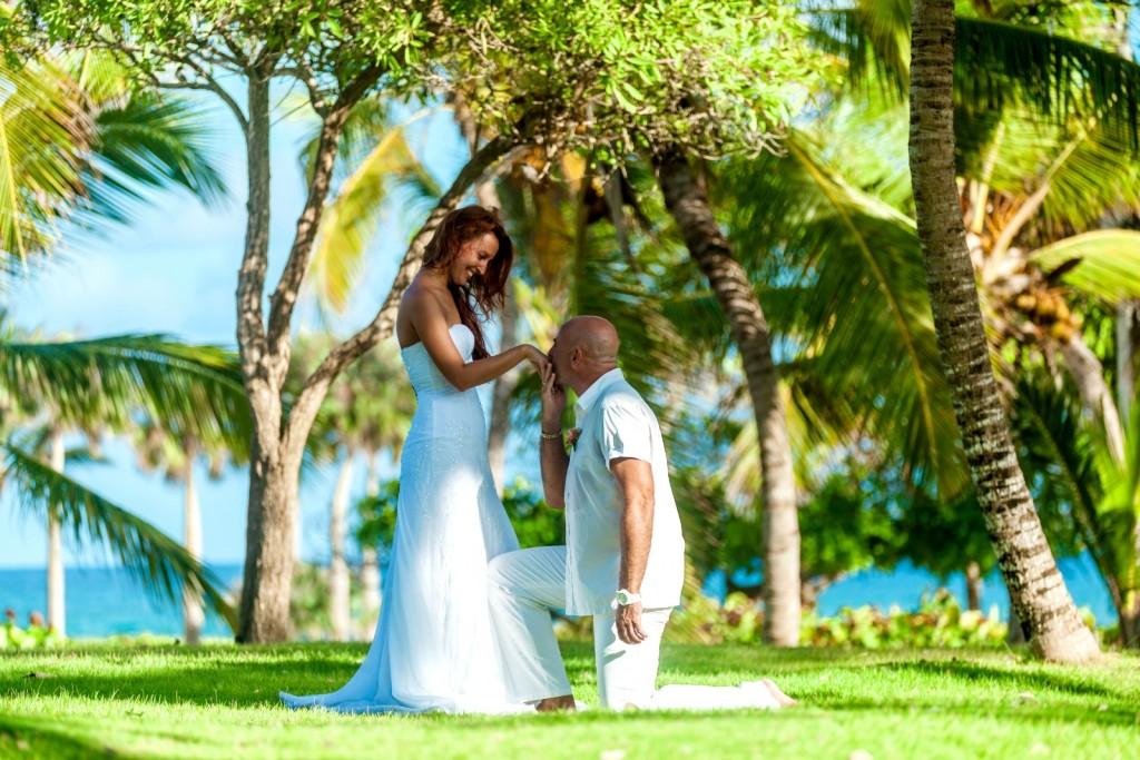 доминикана свадьба