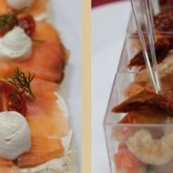 Шестой пример блюд при кейтеринге
