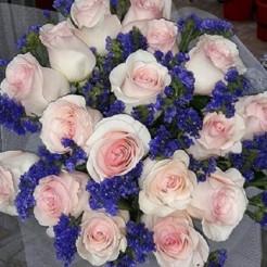 Пятый пример букета невесты от Фабрики Цветов