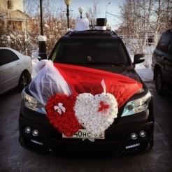 Четвертый пример свадебного лимузина от VIP кортеж