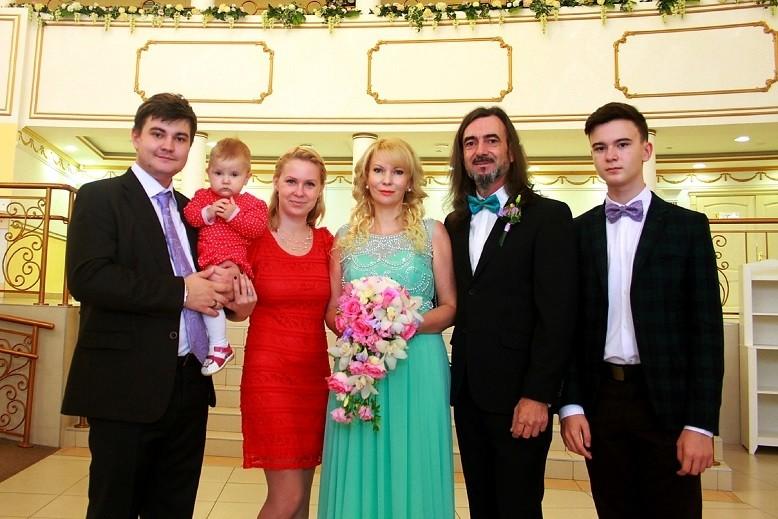 Серебряная свадьба в Сургуте
