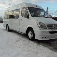 Третий пример автобуса на свадьбу Аренда авто