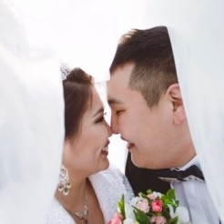 Первый пример проведения свадьбы от Bride Time