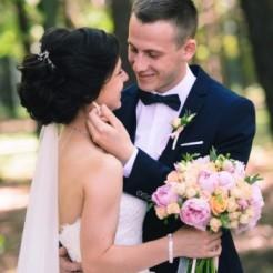 Макияж от визажиста на свадьбе