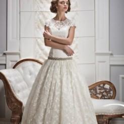 Пятый пример платья от свадебного салона GerTruda