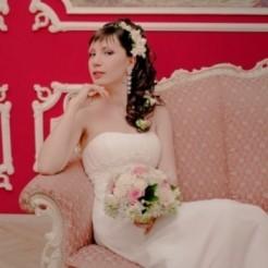 Свадебный макияж от визажиста Ангелины Лукьяновой